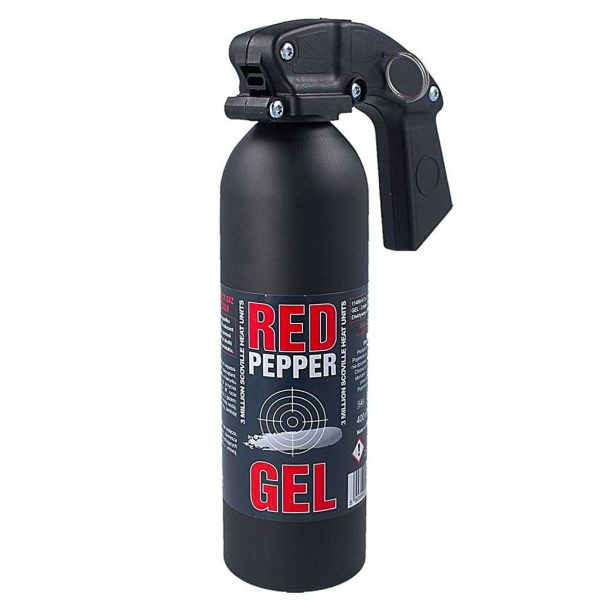 Gaz pieprzowy Graphite Red Pepper Gel 400ml