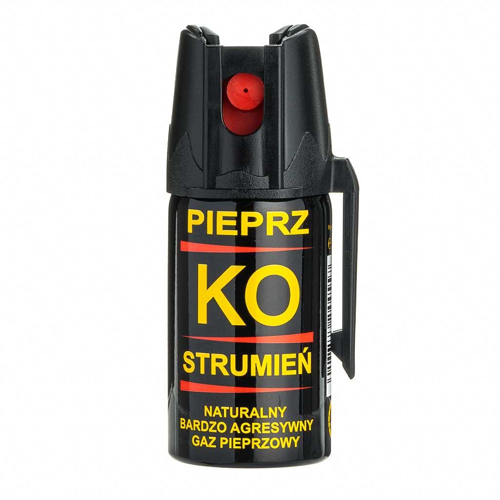 Gaz pieprzowy KO Strumien 40ml 21