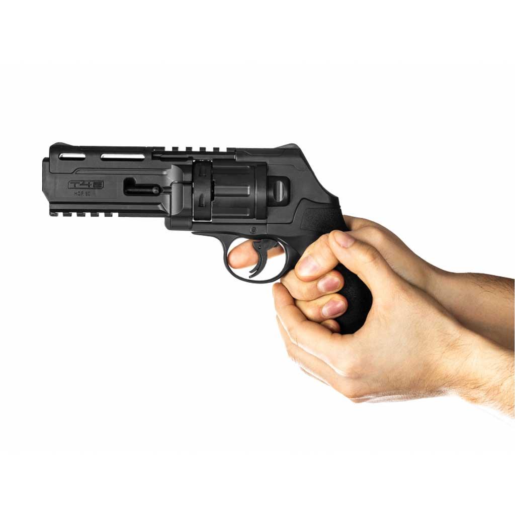 Rewolwer na kule gumowe HDR50 Umarex kal. 50 5